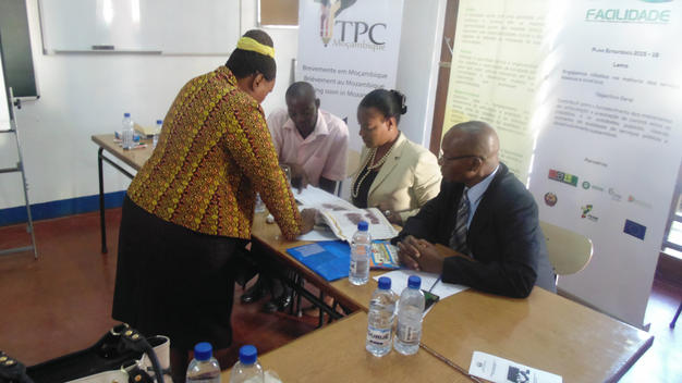 IMPLEMENTAÇÃO DO PROGRAMA TPC- MOÇAMBIQUE